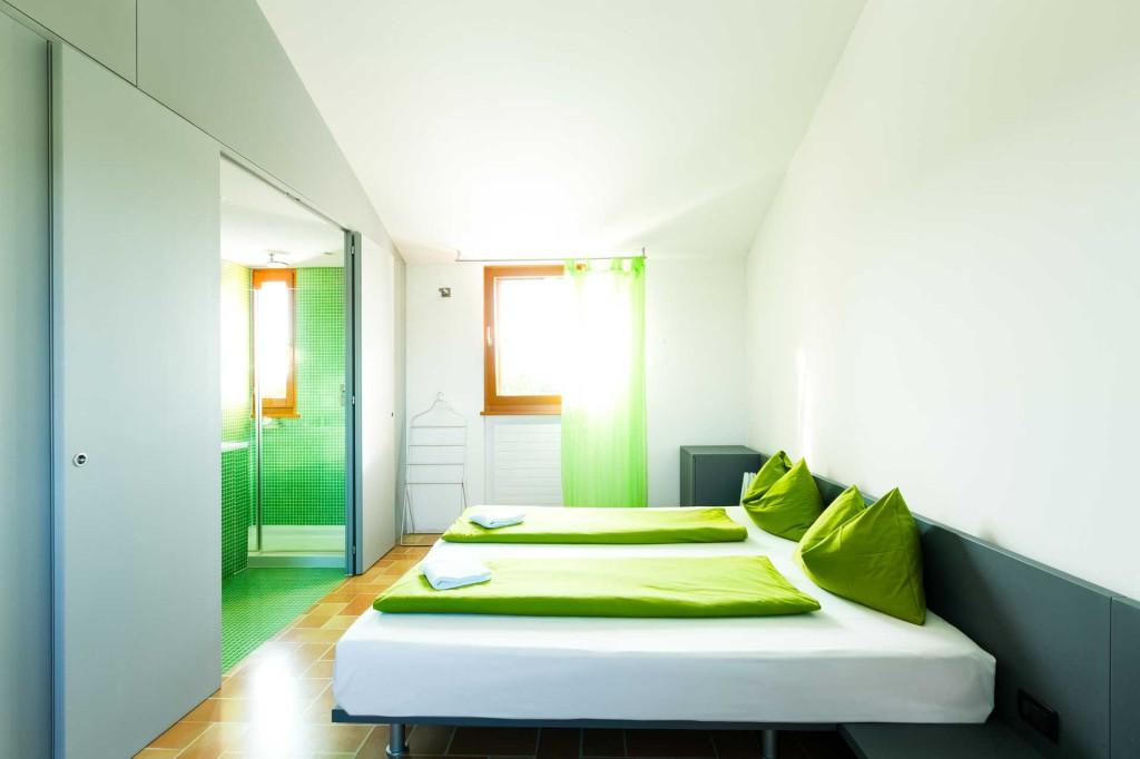 Camere alla locanda - Camera Verde