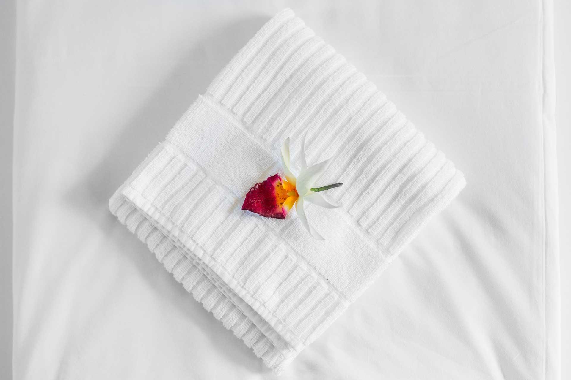 Fiore asciugamano